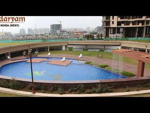 Gaur Saundaryam Greater Noida West World class Society