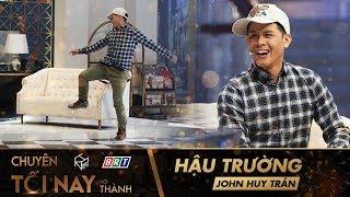 John Huy Trần Chia Sẻ Về Sự Cố Lúc Ghi Hình Chuyện Tối Nay Với Thành