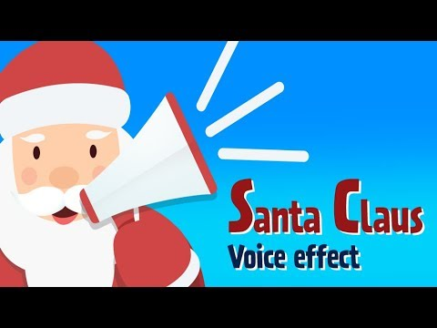 Santa Claus Voice Effect for Android