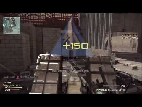 Call of Duty MW3 FFA on Hardhat - Now with Commentary!