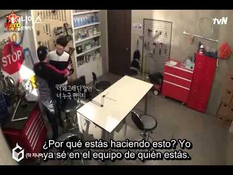 [Super Junior] The Genius con Kyuhyun: ¿No soy yo?