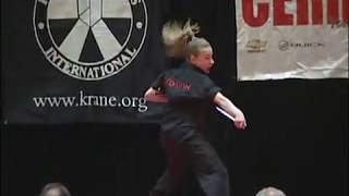Sammy Smith Chucks 2011 Ocean State Grand Nationals Karate Tournament