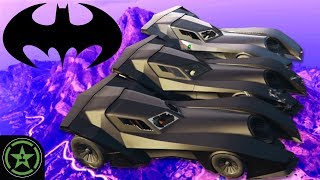 Let's Play - GTA V - Bat Car