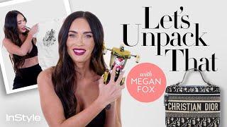 Megan Fox Blames Lindsay Lohan For Losing Her Toenails | Let's Unpack That | InStyle