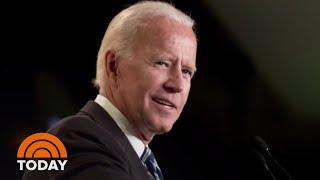 Joe Biden Slips Hint At 2020 Run For President | TODAY