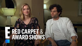 "Penn Badgley, Elizabeth Lail & Shay Mitchell Talk New Series ""You"" 