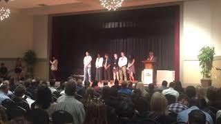 2018 Press Democrat Athlete Of The Year Awards Ceremony