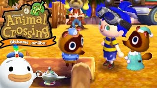 Animal Crossing: New Leaf - Welcome amiibo Update! - T&T RV Ganon's House - 3DS Gameplay Walkthrough