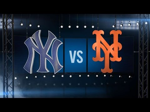 9/18/15: Mets beat Yankees behind three home runs