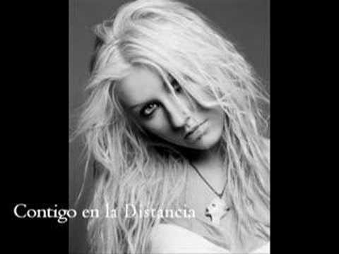 Contigo en la Distancia - Christina Aguilera
