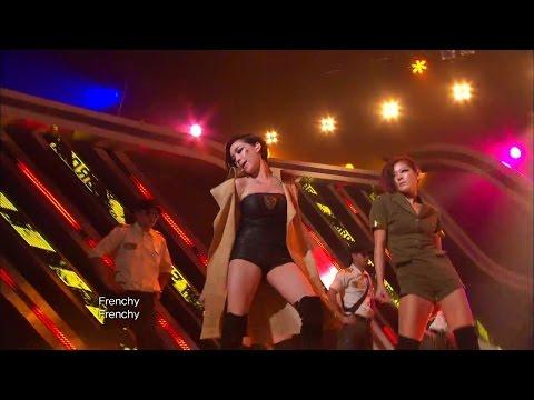 【TVPP】Brown Eyed Girls - Sixth Sense, 브아걸 - 식스 센스 @ Music Core Live