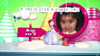 Disney Junior Birthday Book