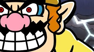 WarioWare Gold FINAL BOSS & ENDING (3DS)