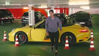 Parking Challenge with Garbiñe Muguruza  - Porsche Tennis Grand Prix 2018