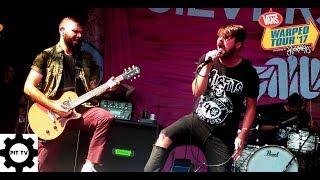 Silverstein- Stand Amid The Roar (live Vans Warped Tour 2017)