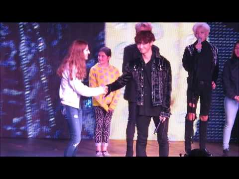 [GOT7 Turbulence in DC Fancam] Jegichagi (with lucky fans!)
