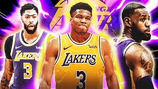 Giannis Antentokounmpo LAKERS TRADE SCENARIOS! GREATEST TEAM EVER with LeBron James & AD! NBA SCARED