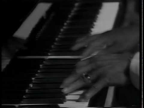 Earl Hines Antibes 1979 (3) New Boogie Woogie On St. Louis Blues