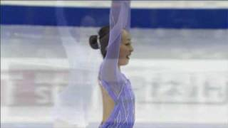 Mao Asada - 2008 GPF SP (No Commentary)