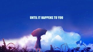Sasha Sloan - Until It Happens To You (Lyrics)