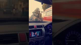 Car video for instagram story | Heartless song