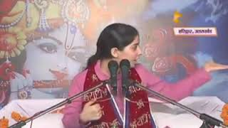 Jaya Kishori ji ||- शिवजी बिहाने चले पालकी सजाय के -|| Bhajan