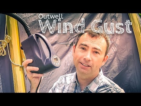 video Outwell Wind Gust Pump