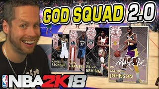 IS THIS THE GREATEST MYTEAM EVER? NBA 2K18
