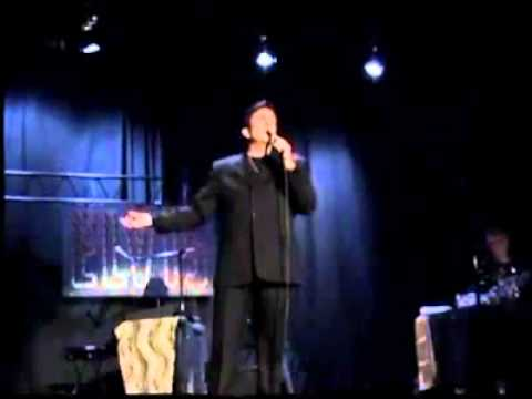 Terry Turner as Bobby Vinton Mr. Lonely.wmv