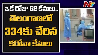 Corona update: 60 new positive cases reported in Telangana..