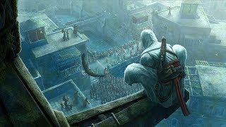🦅 Original Assassin's Creed 1 \ Xbox One X Enhanced 4K Patched 360 Backward Compatibility Gameplay