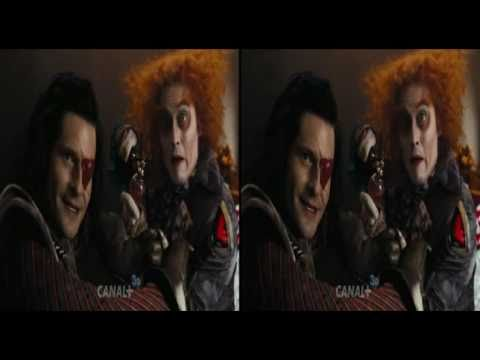 Canal+ 3D France - Movie Advert - March 2011 King Of TV Sat