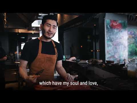 Discover the Team Part.3 II with Chef Sang