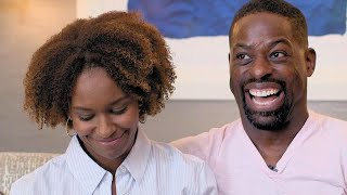 Sterling K. Brown Gets Candid About Getting Along With His Mother-in-Law on Black Love (Exclusi…