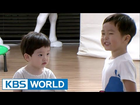 Seungjae has a new baby brother! Doubling up on cuteness! [The Return of Superman / 2017.08.13]