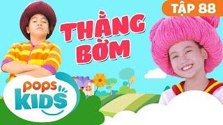 Mầm Chồi Lá Tập 88 - Thằng Bờm   Nhạc thiếu nhi remix sôi động   Vietnamese Songs For Kids