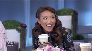 Jeannie Mai Brings Cheese Tea to 'The Real'