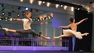 Natalia Osipova and Vadim Muntagirov of The Royal Ballet – La Bayadère – World Ballet Day 2018