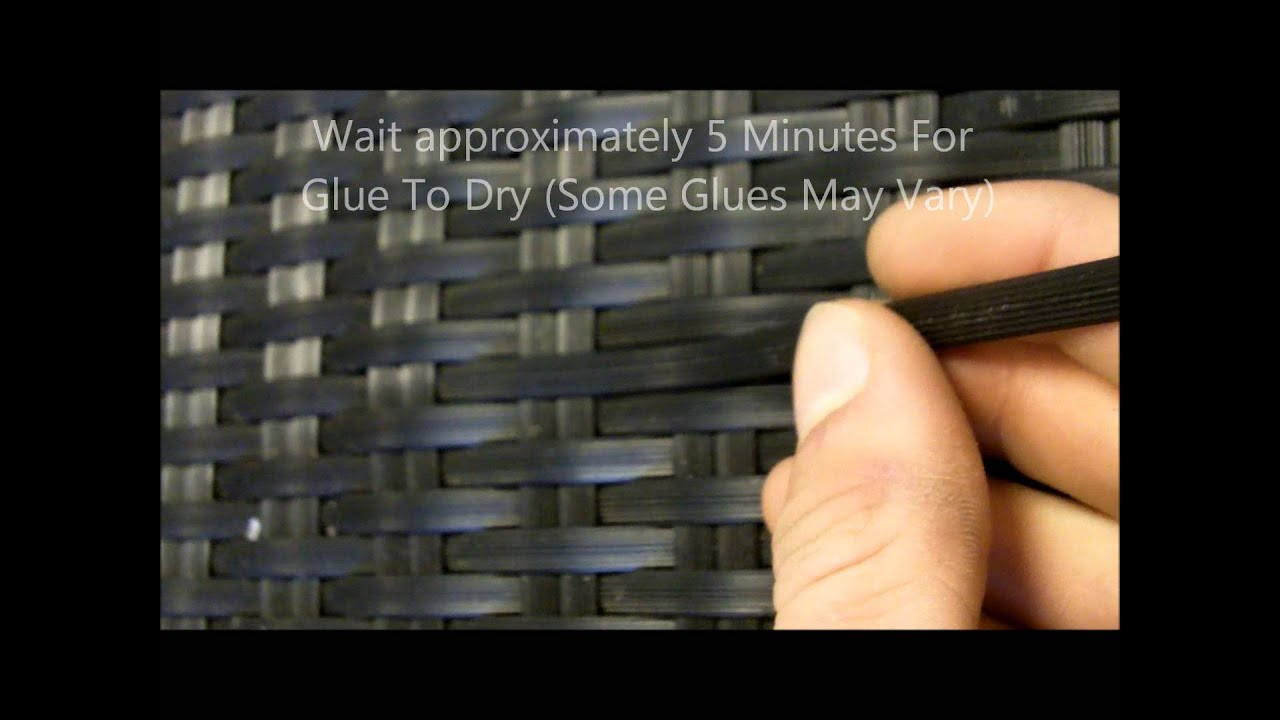 Fixing Rattan Furniture How To Repair Rattan Furniture