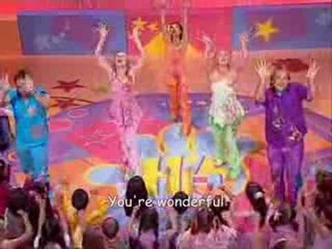 Hi-5 Wonderful (subtitle)