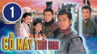 Cỗ máy thời gian 01/40 (tiếng Việt), DV chính:Cổ Thiên Lạc, Tuyên Huyên; TVB/2001