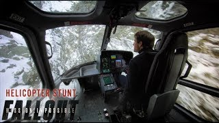 Mission: Impossible - Fallout (2018) - Helicopter Stunt Behind The Scenes - Paramount Pictures