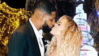 Khloe Kardashian & Tristan Thompson Spending Christmas TOGETHER As Relationship Gets COMPLICATED!