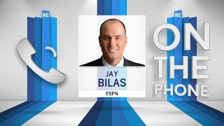 ESPN's Jay Bilas on Rick Pitino & NCAA Hoops Scandal   Full Interview   The Rich Eisen Show