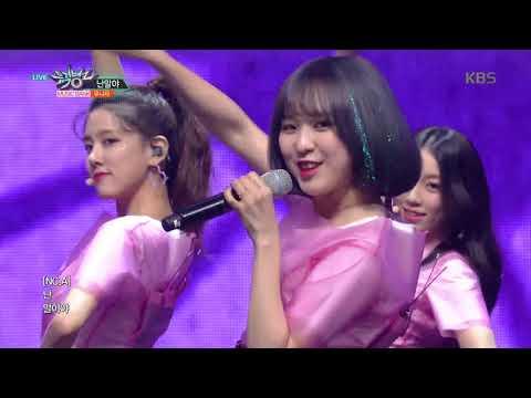 뮤직뱅크 Music Bank - 난말야(I MEAN) - 유니티 (UNI.T).20181012