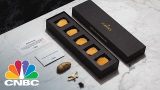 The World's Most Expensive Potato Chips | CNBC