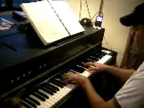 Ray Barretto - La Hipocresia y La Falsedad - Piano - AleMarquis