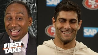 Stephen A. still has doubts about the 49ers after 4-0 start   First Take
