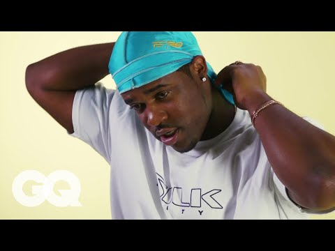 How to Tie a Durag, According to A$AP Ferg | GQ