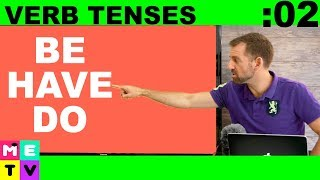 English Auxiliary Verbs  |Be Have Do |You NEED to Understand This!!